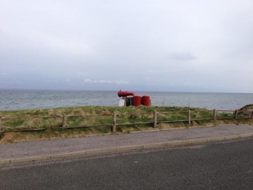 Aberdeen fog horn
