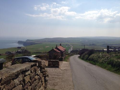 Boulby hill