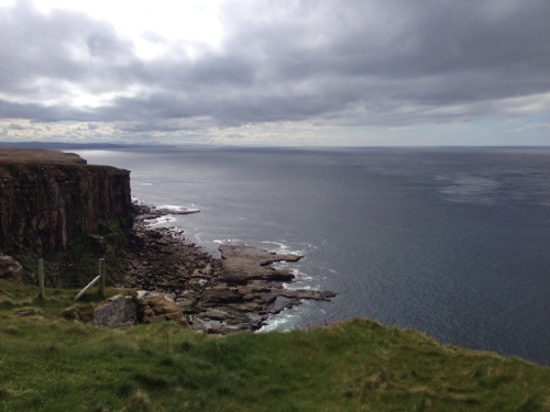 Cliffs at Dunnet Head