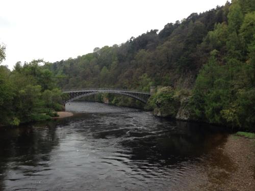 Craigellackie Bridge