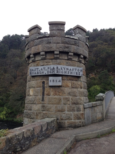 Craigellackie Bridge turret
