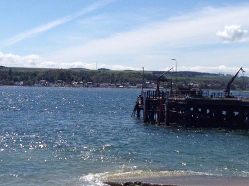 Cromarty on opposite shore