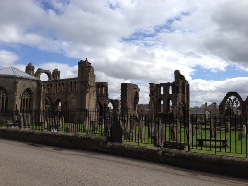 Elgin Cathedral 1