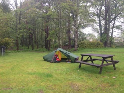 Fochabers campsite