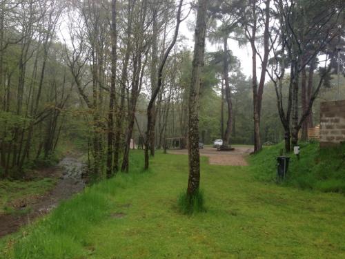 Fochabers campsite 2