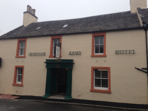 Gordon Arms in Fochabers 2