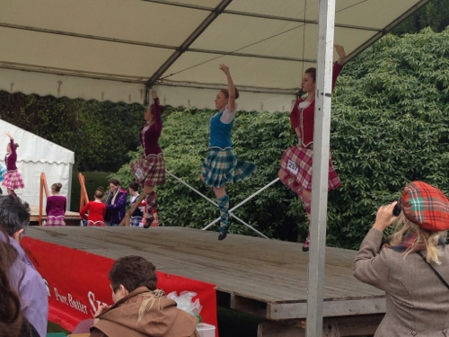 Highland Dancing 1