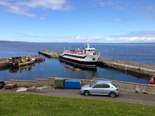 John o' Groats Harbour