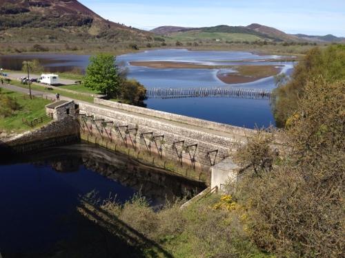 Loch at Loch Fleet