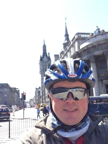 Me in Aberdeen