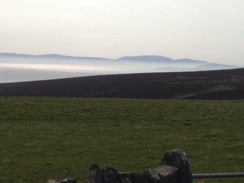 Misty Scapa Flow