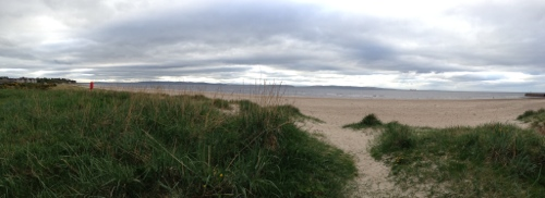 Moray Firth from Nairn