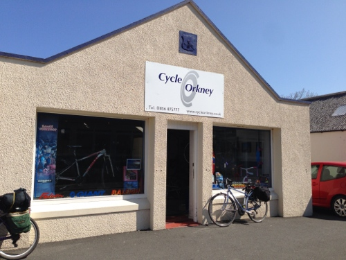 Orkney Cycles