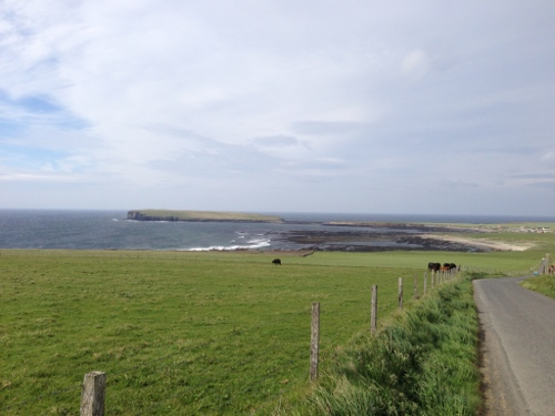 Road to Birsay
