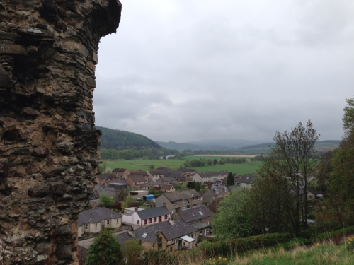 Rothes Castle