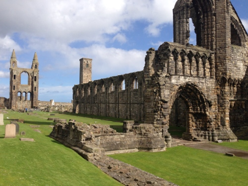 St. Andrews Cathedral 1