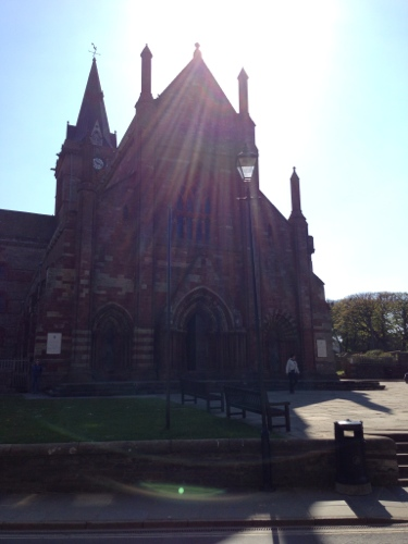 St Magnus' Cathedral 1