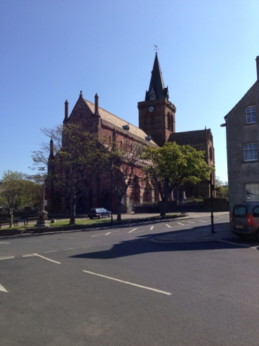 St Magnus' Cathedral 2