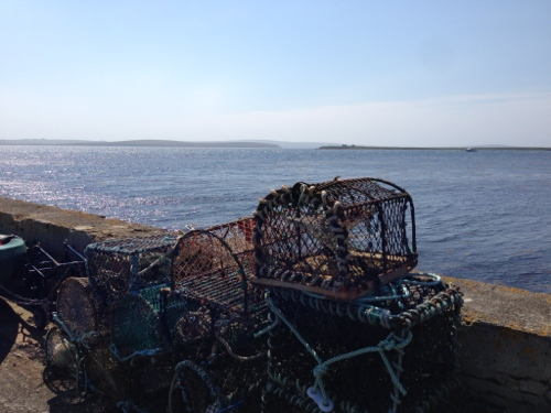St Mary's - Lobster Pots