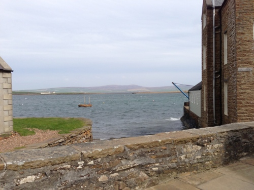Stromness - view into bay