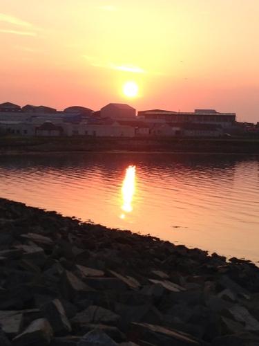 Sunset in Kirkwall