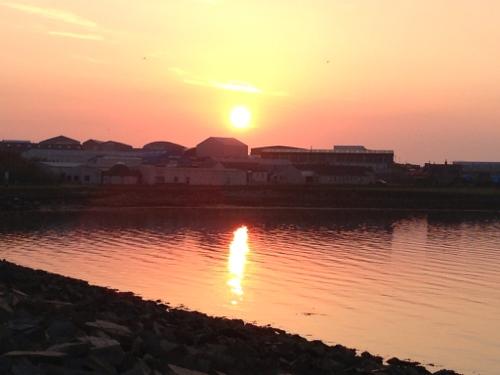 Sunset in Kirkwall 2