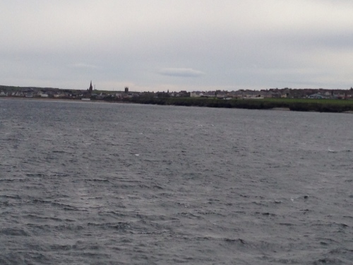 Thurso from the ferry