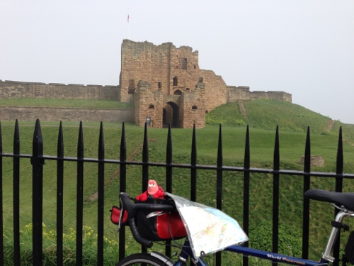 Tynemouth Castle 1