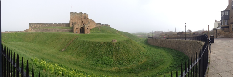 Tynemouth Castle 2