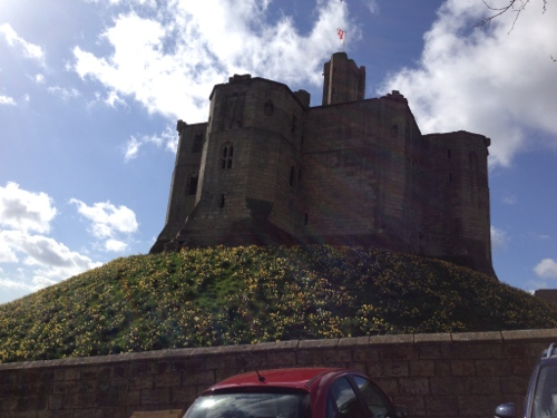 Warkworth Castle 2