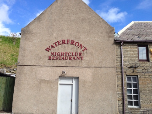 Waterfront nightclub, Wick
