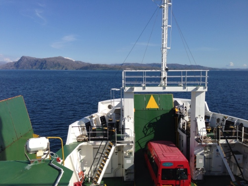 Across to Mallaig we go