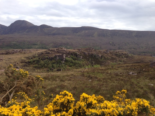 And mountain moorland