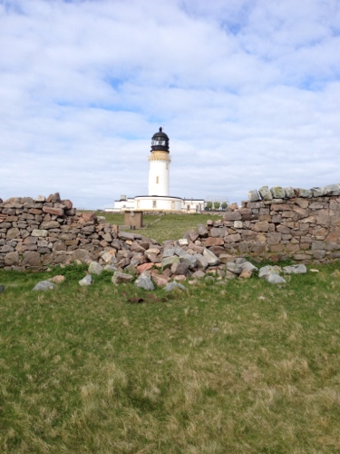 Cape Wrath lighthouse