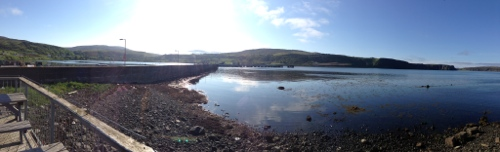 Beautiful day in Uig