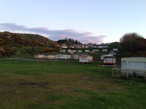 Bettyhill campsite