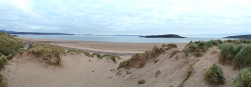 Big Sand and Loch Gairloch