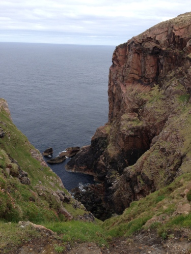 Cape Wrath - dramatic cliffs