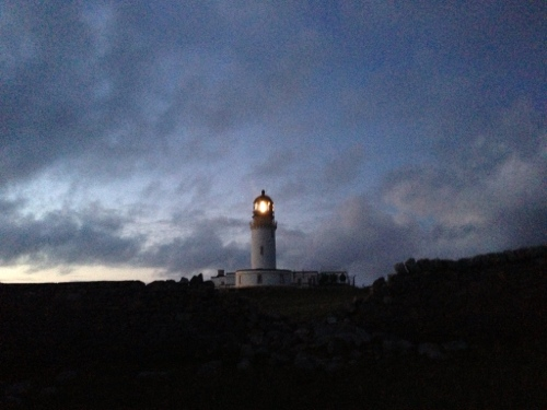 Cape Wrath - Lighthouse on