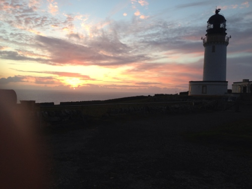 Cape Wrath - Sunset