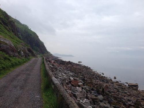 Coast road to Inversanda