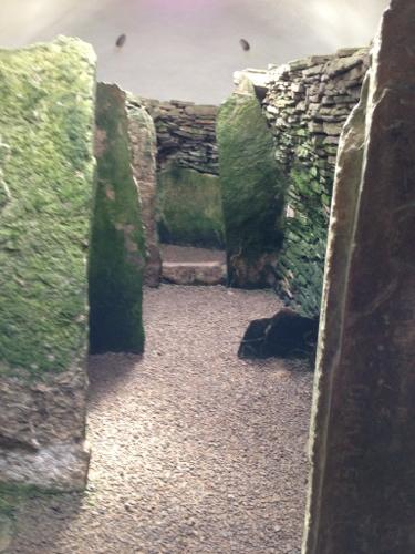 Inside the Unstarn Cairn 1