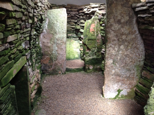 Inside the Unstarn Cairn 2