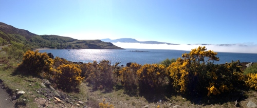 Loch Eriboll - beautiful view