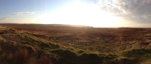 Panorama getting stunning