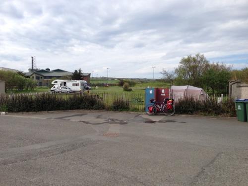 Pickaquoy campsite