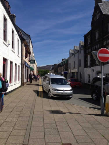 Portree High Street