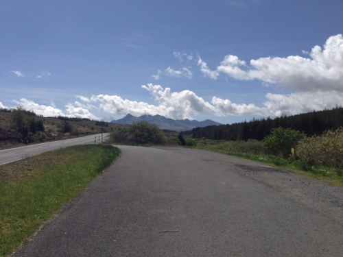 Road to Portree