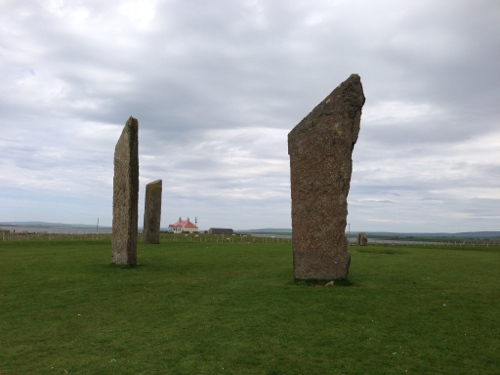 Standing stones at Stenness
