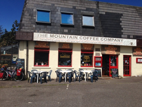 The Mountain Cafe